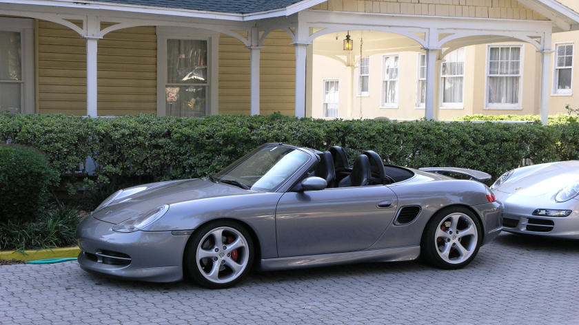 Got Boxster Back 986 Forum For Porsche Boxster Amp Cayman Owners